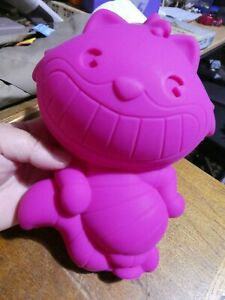Disney Alice in Wonderland Cheshire Cat 3D Silicone Pencil Case