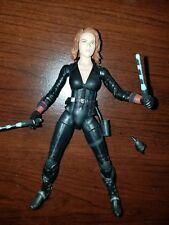 "Marvel Select Avengers: Age of Ultron BLACK WIDOW 7"" Action Figure Diamond Toys"