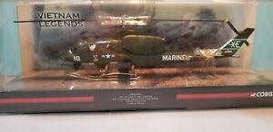"CORGI (US51207) US MARINE AH-1G ""SUPER COBRA"" 1:48 SCALE DIECAST MODEL"