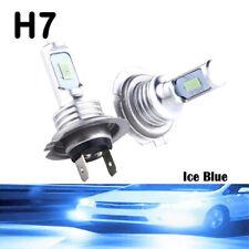 2x H7 LED Lamps For Cars Headlight Bulbs Fog Light CREE Lamp Ice Blue