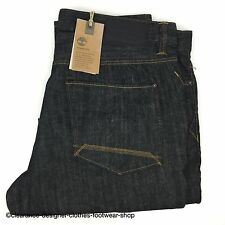 Timberland jeans homme noir slim skinny fit nouvelle echo lake jeans W30 L32 rrp £ 80