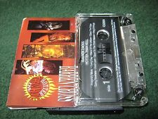 Barren Cross - Hotter Than Hell Live (cassette)