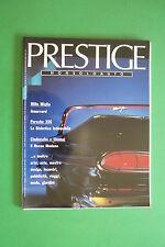PRESTIGE 5/1991 PORSCHE 356 ROSSO MODENA CHUBASCO SHAMAL MASERATI
