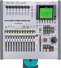 ROLAND VS-2400 CD HARD DRIVE DIGITAL RECORDER TRACK RECORDING STUDIO 2000 2480