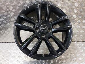 """Jante alu - Opel Corsa D - 7"""" x 17"""" ET44 - 4 trous"""