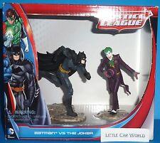 SCHLEICH Justice League Batman VS The Joker Figures DC Comics NEW
