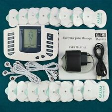 Electrical Muscle Relax Stimulator Massager Tens Acupuncture Therapy Machine #