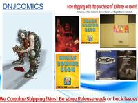 BRZRKR (BERZERKER) #4  ABCD Set  BOOM STUDIOS COMICS KEANU REEVES !!