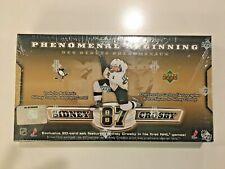 Evgeni Malkin Jake Guentzel and 7 Others Upper Deck Pittsburgh Penguins 2018 2019 PARKHURST NHL Series Factory Sealed Team Set Including Sidney Crosby