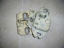 Plymouth Duster trunk latch