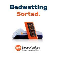 DRI Sleeper Eclipse Wireless Bedwetting Alarm for Children or Teenagers