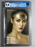 Wonder Woman 765 - CGC 9.8 - Middleton Variant Cover - Gorgeous Art 😲🔥
