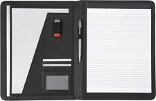 M2 protec Noir A4 Portefeuille document wallet organisateur