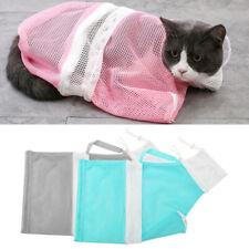 Us! Cat Bathing Bag Adjustable Easy Use Home Pet Grooming Washing Bath Bag Gift