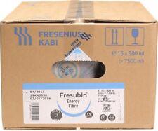Fresubin ORIGINAL Fibre Sondennahrung 15 x 500 ml, Beutel neu MHD 08/2019 TOP