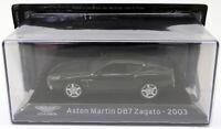 Altaya 1/43 Scale AL12319R - 2003 Aston Martin DB7 Zagato - Green