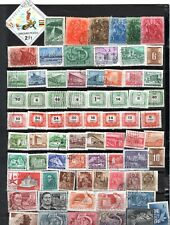 Hungary Assortment Of 72 Items All Genuine & Different Very Nice Lot #2019Hu08