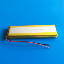 3.7V 12000mAh LiPo Rechargeable Battery For Tablet PC DVD MID Power Bank 1640138