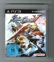 SoulCalibur V (Sony PlayStation 3, 2012) - PS3 Spiel
