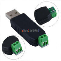 1/2/5/10 CH340 USB to RS485 485 Adapter Converter Module For Win7 Linux XP Vista