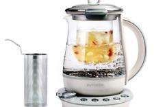 Buydeem K2683 Health-Care Beverage Tea Maker and Kettle, 9-in-1 Programmable .