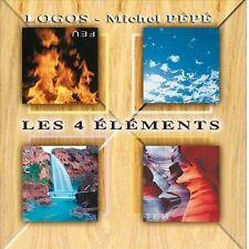 STEPHEN SICARD (LOGOS)/MICHEL P'P' - LES 4 ELEMENTS NEW CD