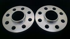 VW AUDI SEAT SKODA 15MM 4x100mm HUBCENTRIC WHEEL SPACER 4 STUD CENTRE BORE 57.1