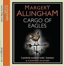 CARGO OF EAGLES - Margery Allingham (CD-Audio, 2010, Free Postage)