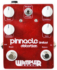 Wampler Pedals Pinnacle Limited Deluxe Distortion Guitar Effects Made in USA