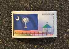 2011USA #4320 Forever - South Carolina - State Flags of our Nation  Mint NH