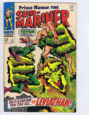 Sub-Mariner #3 Marvel 1968
