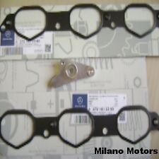 Mercedes Benz M272 Intake Manifold Air Flap Runner Repair Kit Aluminum & Gasket