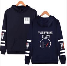 Twenty One Pilots Coat Pullover Hoodie Homme Hoody Sweatshirt Jacket Xmas Gifts