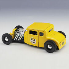 1929 Ford Model A Harley Davidson 1:24 Scale Diecast Model Car Collection & Gift
