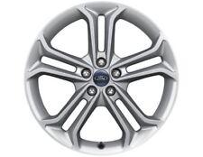 "Genuine Ford Focus ST  MK3 19"" Alloy Wheel 5x2 Spoke Silver 2014- 1887561"