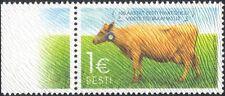 Estonia 2014 Native Cattle Herdbook/Farming/Animals/Cows/Nature 1v (ee1220)