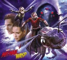Marvel's Ant-Man and the Wasp: The Art of the Movie [New Book] Graphic Novel,