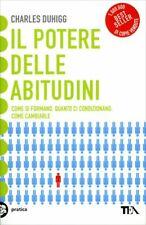LIBRO IL POTERE DELLE ABITUDINI. COME SI FORMANO - CHARLES DUHIGG