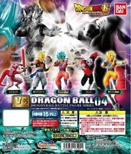 DRAGON BALL SUPER GASHAPON VS 04 BATTLE FIGURES FULL SET BANDAI NEW