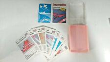 cartes jeu d'atout les patrouilles ASS vintage