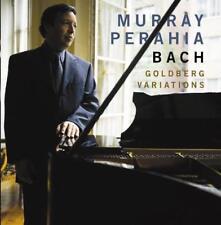 Goldberg-Variationen BWV 988 von Murray Perahia (2000)