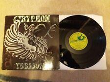 GRYPHON-Treason VINILE