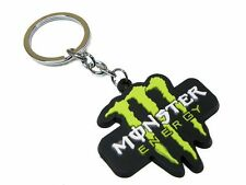 Rubber Keychain Key Chain Motocross Dirt Bike Honda CRF XR ATV QUAD