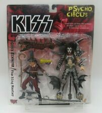 KISS Psycho Circus Gene Simmons/Ring Master Action Figure McFarlane Toys READ