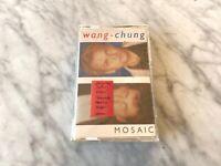 Wang Chung Mosaic CASSETTE Tape SEALED! 1986 Geffen M5G 24115 NEW! RARE! OOP!