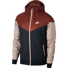 Nike Windrunner Jacket Red Sepia Taupe Black M-4XL