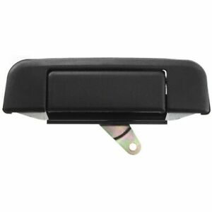 NEW Rear Tailgate Tail Gate Handle Black latch for 1989-1995 Toyota Pickup Truck