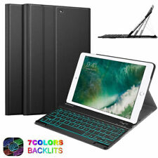 Keyboard Case for iPad 9.7'' 6th 5th/ Air 2 1 with Backlit Bluetooth Keyboard