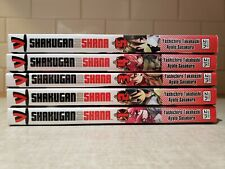 Shakugan No Shana Vol. 1-5, Viz Media, Manga. English. Very Good Condition.