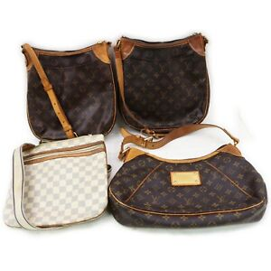 Louis Vuitton Monogram Shoulder Bag 4 pieces set 520051